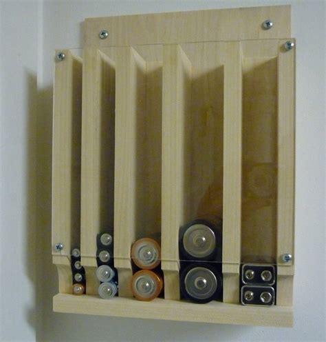organize  batteries  building  drop  battery dispenser  projectsatobn