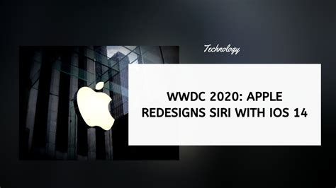 WWDC 2020: Apple Redesigns Siri With iOS 14 | LoudFact