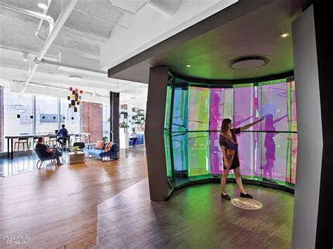Google's NYC Office by Interior Architects Has Eye