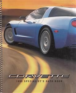 1999 Chevrolet Corvette Repair Shop Manual Original 3