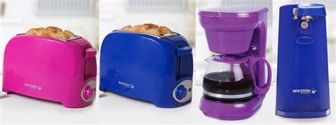 small kitchen appliances  toaster coffee maker
