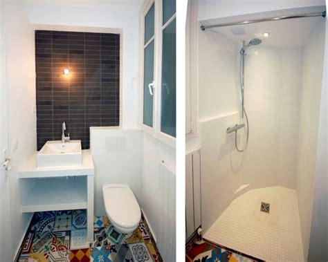 placard pour cuisine photo cuisine et salle d 39 eau réorganisées