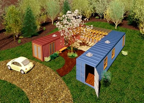 Shipping Container Structures Are