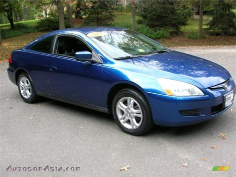 2004 honda accord lx coupe in sapphire blue pearl photo 3