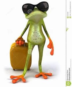 Frosch Bilder Lustig : frosch und koffer stock abbildung bild von satz rucksack 18235885 ~ Whattoseeinmadrid.com Haus und Dekorationen