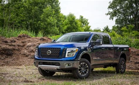 nissan titan xd specs diesel review