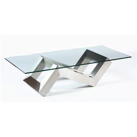 meuble bas d angle cuisine table basse verre