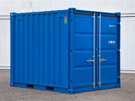 12 Fuß Container by See Und Lagercontainer Hr Containerhandel Gmbh