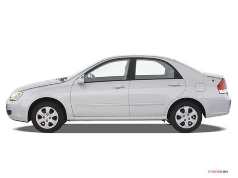 2007 Kia Spectra Prices, Reviews And Pictures