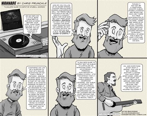Wannabe Reviews Sturgill Simpson's 'a Sailor's Guide To