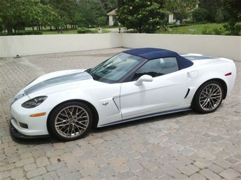 2013 used chevrolet corvette 60th anniversary corvette buy used 2013 chevrolet corvette convertible 427 60th