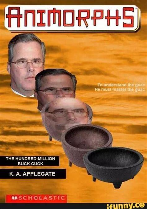 Jeb Memes - jeb bush guac bowl animorphs know your meme