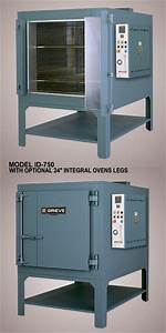 Grieve Inert Atmosphere Industrial Batch Ovens Front To
