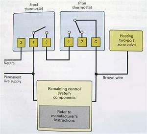 Honeywell Frost Stat Wiring Diagram