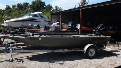 Tracker Boats Kansas by 2015 Tracker Grizzly 1648 Arma Kansas Boats