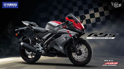 Yamaha R15 2019 Image by 2019 Yamaha Yzf R15 V 3 0 With Two Channel Abs On Sale In