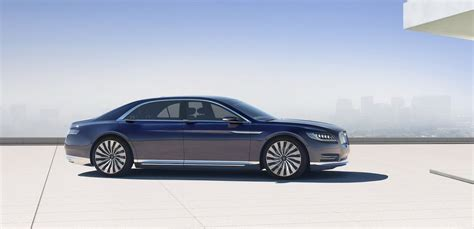 Pictures Of New Lincoln Continental by 2016 Lincoln Continental Concept Price Review Specs