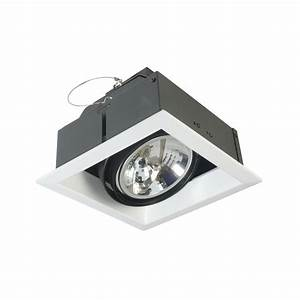 Eurofase lighting te square recessed kit atg