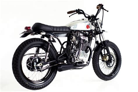 Motor Style by Honda Tiger Style By Deus Style Brat Style