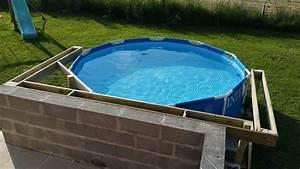 Enterrer Une Piscine Hors Sol : piscine tubulaire a enterrer ~ Melissatoandfro.com Idées de Décoration