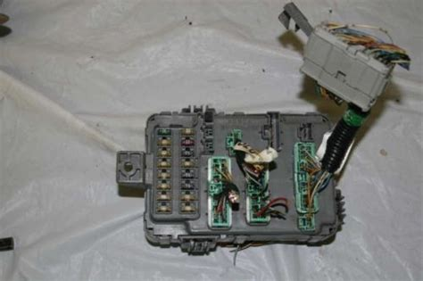 Fuse Box On 2000 Acura Tl by 2000 Acura Tl Relay Panel Fuse Box 38010 S0k A020m1 Pp