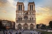 [PHOTOS] Paris: Massive fire engulfs 13th century Notre ...