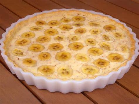 dessert a la banane marmiton tarte 224 la banane facile recette de tarte 224 la banane facile marmiton