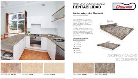 cubierta de cocina integral dekken anti termita