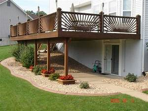 Residential Edging - Traditional - Deck - St Louis - by
