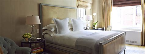 The hotel that has the most 2 bedroom suites is hotel plaza athenee. Hotel Suites in NYC   Best Hotel Suite in New York City