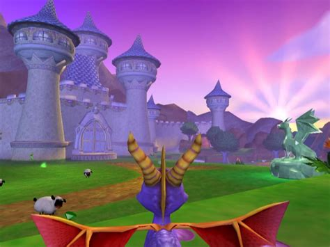 dragon realms  spyro wiki spyro sparx  legend