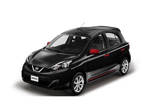 Nissan March Unlimited 2016 llega a México en $174,500 ...