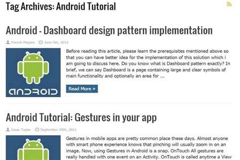 java android development best android development tutorial
