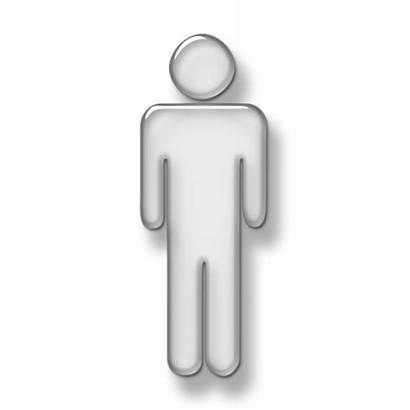 Icon Transparent Person 3d Background Thinking Library