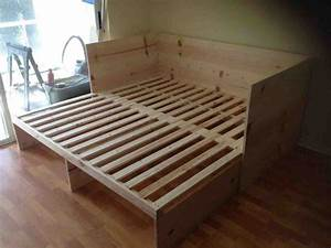 diy pull out sofa bed archdsgn With diy pull out sofa bed