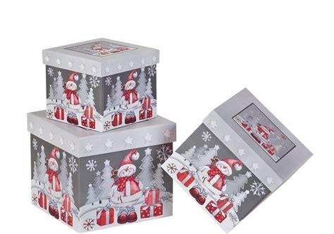 amazoncom nesting christmas house holiday gift boxes