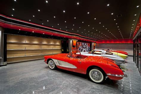 Top 40 Best Garage Decke Ideen  Automotive Raum Interieur