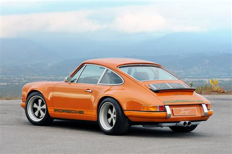 classic porsche singer porsche 911 re imagined