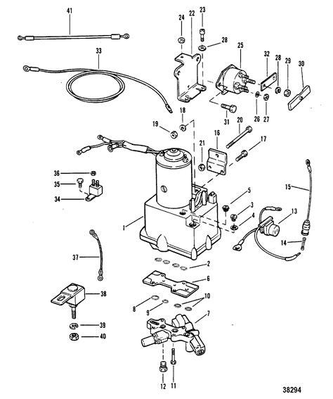 Mercury Trim Motor Wiring Diagram Download