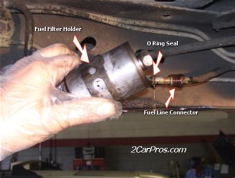 1991 S10 Fuel Filter Location by 1991 Chevy Caprice Where Is The Fuel Filter Located