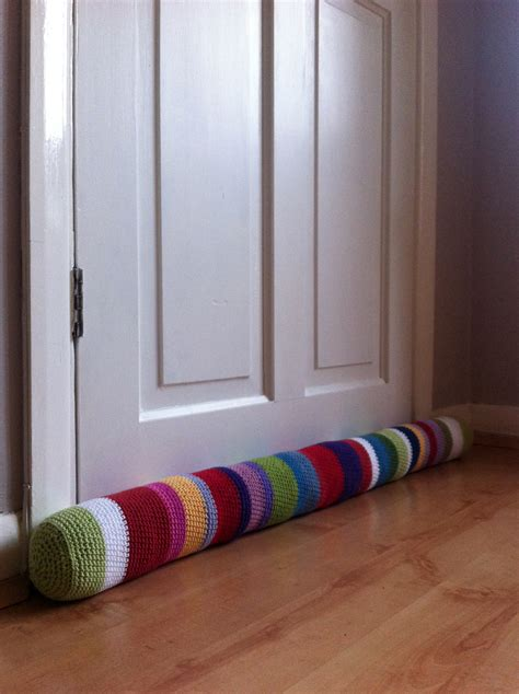 draft door stopper draft stopper crochetime