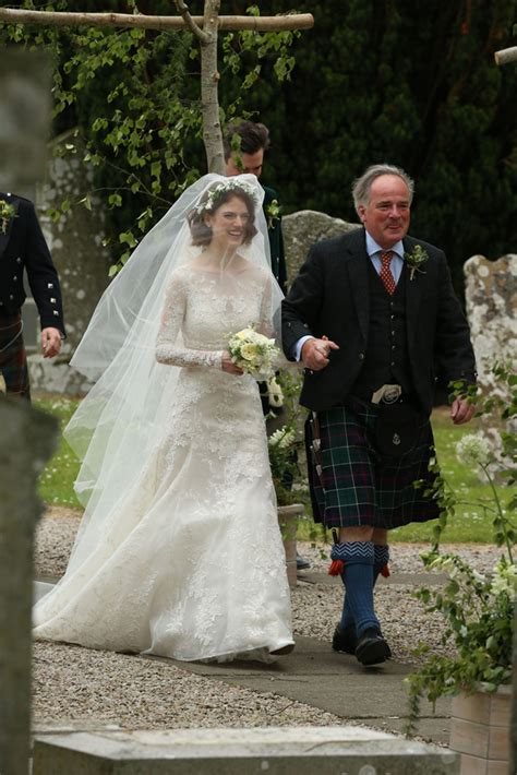 game thrones kit harington rose leslies wedding stylish
