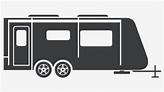 Free Camper Silhouette Cliparts, Download Free Clip - Rv ...
