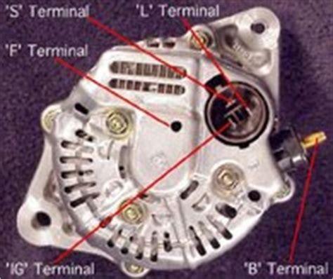 1972 Ford F100 Wiring Diagram Ke Light by Mempelajari Skema Alternator About Information And Knowledge