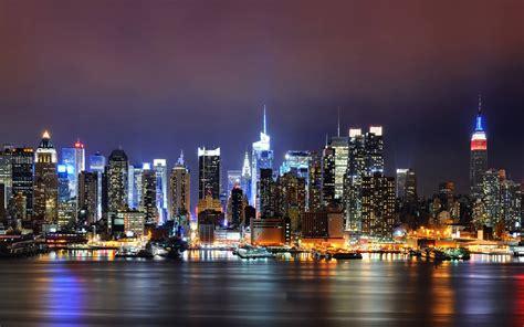 new york city light building wallpaper city wallpaper