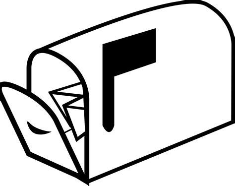 Mailbox Clipart Clipart Mailbox