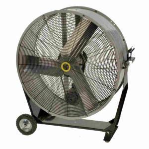 home depot drum fan airmaster 36 in belt drive tiltable mancooler drum fan
