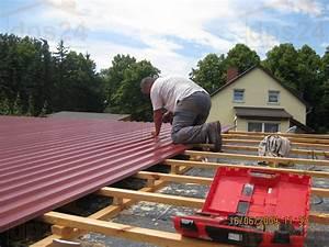 Carport Dach Decken : carport dach holz oder blech ~ Michelbontemps.com Haus und Dekorationen
