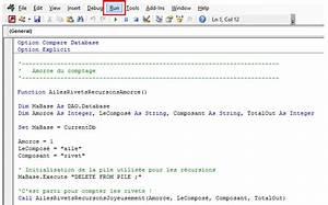 Nombre De Fautes Code : ac 2010 code vba implanter sous access 2010 ~ Medecine-chirurgie-esthetiques.com Avis de Voitures