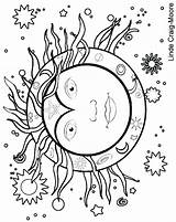 Coloring Sun Pages Sunrise Adults Printable Getcolorings Getdrawings sketch template